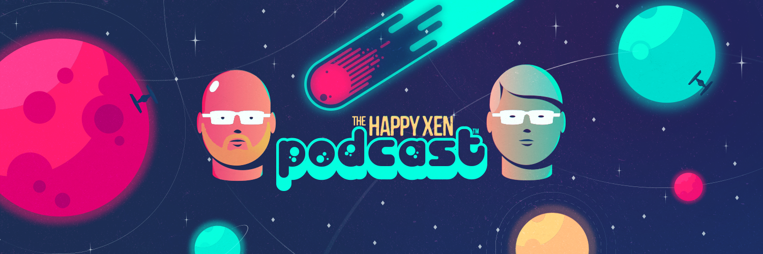 The Happy Xen Podcast